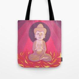 Buddha H Tote Bag