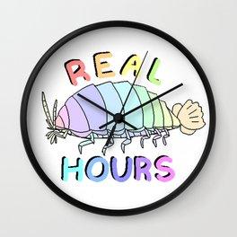 ISOPOD Wall Clock