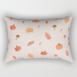Happy Fall Rectangular Pillow