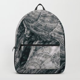 Time in a shell Backpack