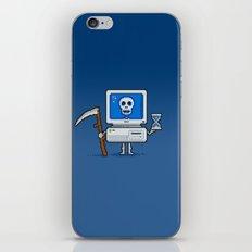 Blue Screen of Death iPhone & iPod Skin