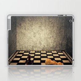 chess room limitations Laptop & iPad Skin