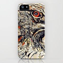 Eagle guide iPhone Case