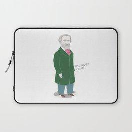 Giuseppe Verdi Laptop Sleeve
