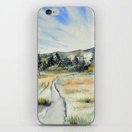 Verdi Glen iPhone Skin