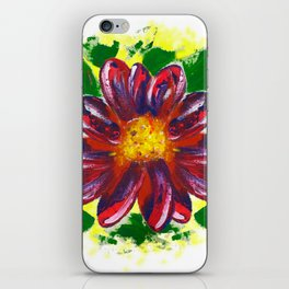 Floral 102 iPhone Skin