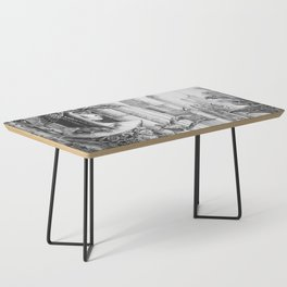 Time Coffee Table