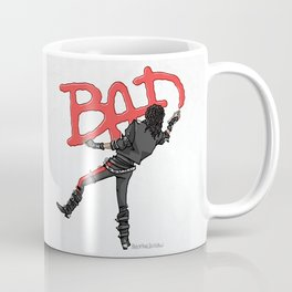Bad Vandal Coffee Mug