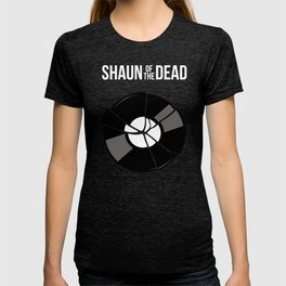Shaun of the Dead - Record T-shirt