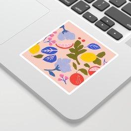 Arancia Rossa Sticker