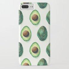 Avocado Pattern Slim Case iPhone 7 Plus