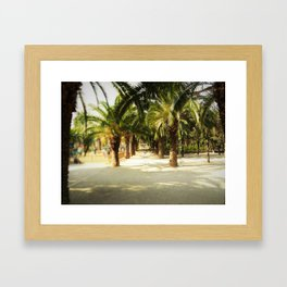 Tunnel Vision Framed Art Print