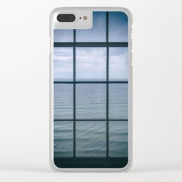 Room With a View Clear iPhone Case