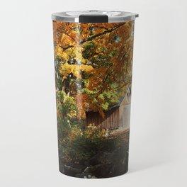 Vermont Stream Travel Mug