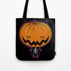 Cutie Pumpkin Pie Tote Bag