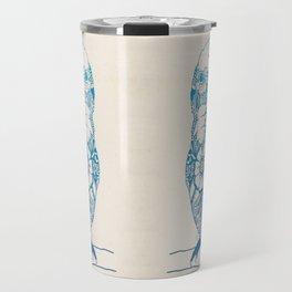 Henna Cockatiel Travel Mug
