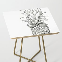 Sunny Days Pineapple Side Table