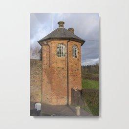 Bratch Locks toll house Metal Print