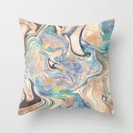 Mermaid 2 Throw Pillow