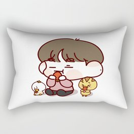 Wanna One Rectangular Pillow