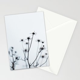 wildflower - he loves me, he loves me not Stationery Cards