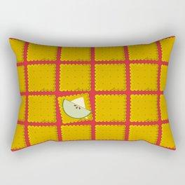 Crackers! Rectangular Pillow