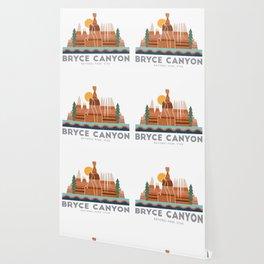 Bryce Canyon National Park Utah Graphic Wallpaper