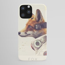 Star Team - Fox iPhone Case