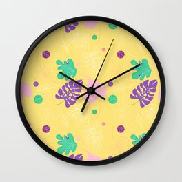 Mix-up Wall Clock