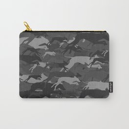 WEIMOUFLAGE GREY Carry-All Pouch
