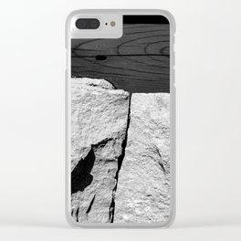 Hikaritsuke Clear iPhone Case