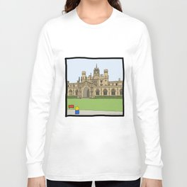 Cambridge struggles: St Johns Long Sleeve T-shirt