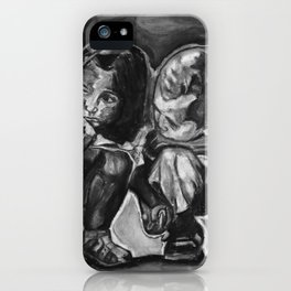 Embracing Your Skin iPhone Case