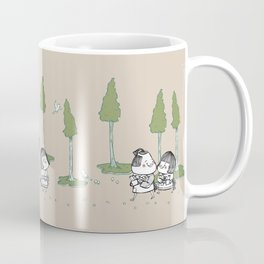 Hansel and Gretel - Cream Coffee Mug