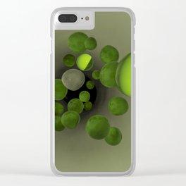 The origin Clear iPhone Case