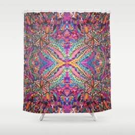 Master keepers of the realms Shower Curtain