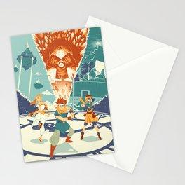 Chrono Trigger Stationery Cards