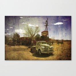 Tucumcari Trading  Canvas Print