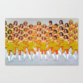 CHEER Canvas Print