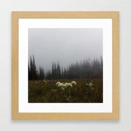 Northern Lands Framed Art Print