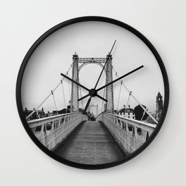 Somewhere Over Wall Clock