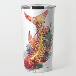 Fish Splash Travel Mug