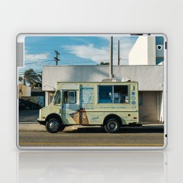 Sunset on Venice Beach Laptop & iPad Skin