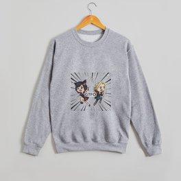 GTFO Chibi Attack!! Crewneck Sweatshirt