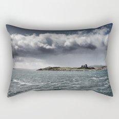 Duart Castle Rectangular Pillow