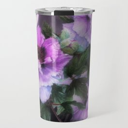 PEONIES IN BLOOM 03 Travel Mug