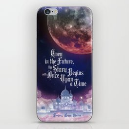 Cinder - Once Upon a Time iPhone Skin