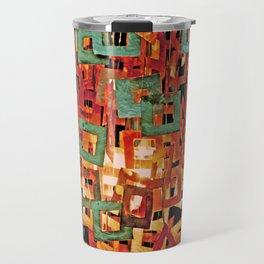 Curtain of Quadro Thinks Travel Mug