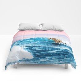 Sea Seeker Comforters