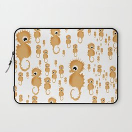Sea horses Pattern Laptop Sleeve